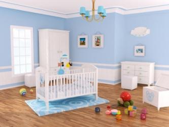 Spjälsäng/babysäng billigt online
